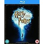 Harry potter 8 film Harry Potter - Complete 8-Film Collection (2016 Edition) [Includes Digital Download] [Blu-ray + UV Copy] [Region Free]